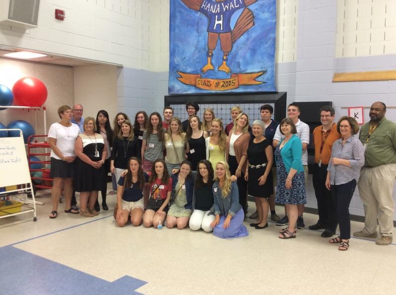 Hanawalt Alumni 2015 - 2