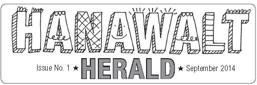Hanawalt Herald Sept